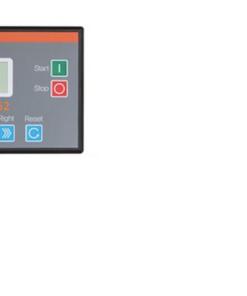 màn hình điều khiển máy nén khí