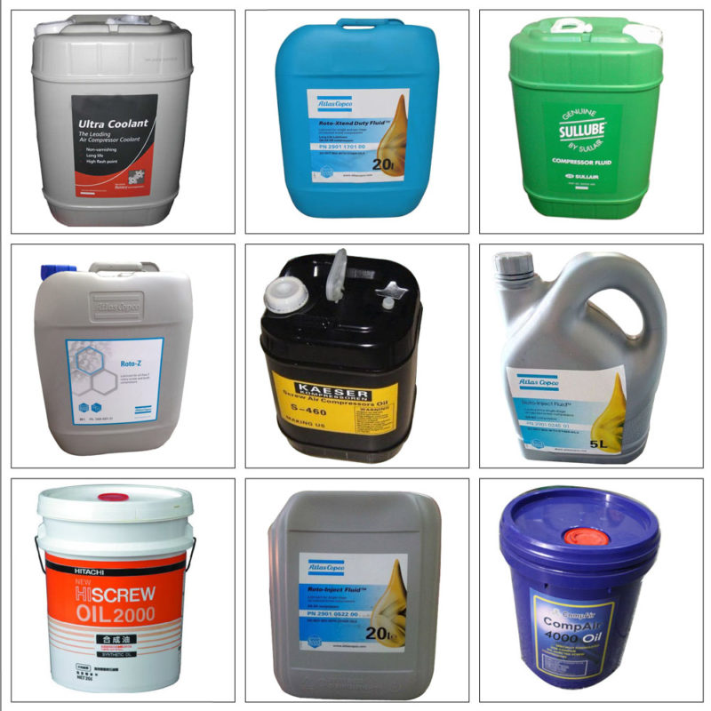 Cách chọn dầu nhớt máy nén khí phù hợp