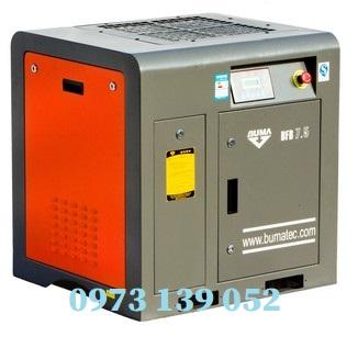 máy nén khí trục vít trong công nghiệp
