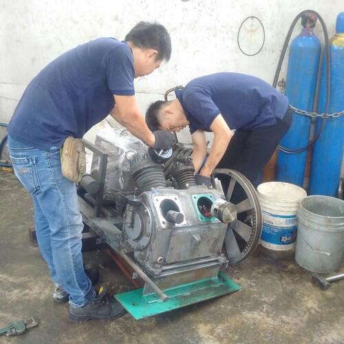 Bảo trì - Bảo dưỡng máy nén khí
