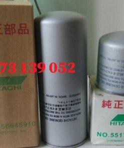 Lọc dầu - lọc nhớt cho máy nén khí Hitachi.