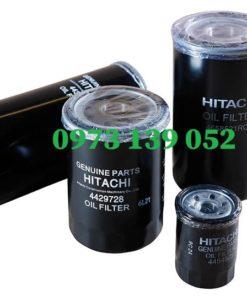 Các loại lọc cho máy nén khí Hitachi